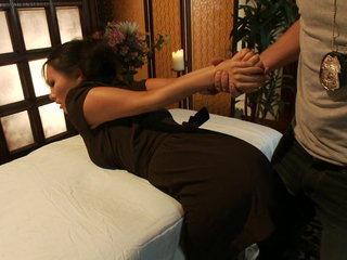 BDSM rubdown salon