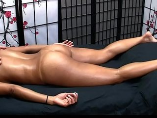 X-rated Asian gets Killer Massage added to Happy Grand finale