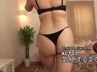 Subtitled Chinese facesitting hand job hell Mari Hosokawa